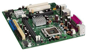 Why Manufactures are Still Using Electrolytic Capacitors in Computer Mother Boards