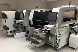 Universal Instruments Worldwide Product Training Center Enhancements