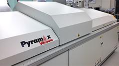 BTU Pyramax 'Vacuum' Installed in the APL