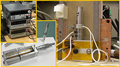 Electronic Upgrade for APL Thermal Rod Tester