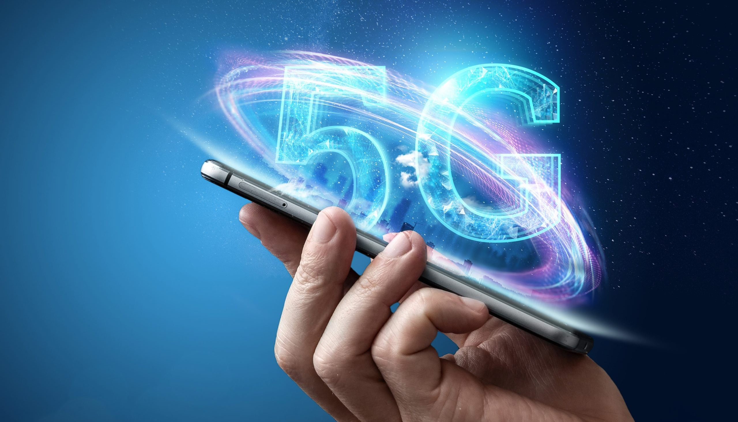 5G's so Fast, that 4G's Jealous!