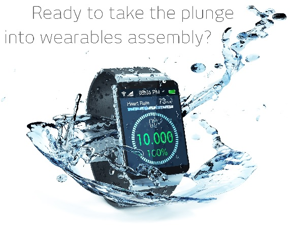 Wearables. . . NOT your Average Ware-able!